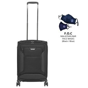 "[BAR] Targus 15.6"" Corporate Traveler 4-Wheeled Roller (CUCT04R)"