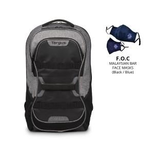 """[BAR] Targus 15.6"""" Stamina Fitness Backpack (Grey/White)"""