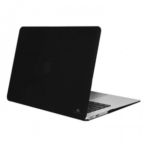 "Black Rock Protective Cover for Macbook Air 13"" (2018) - Frosted Black (3029MAC33)"