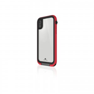 Black Rock 360° Hero Case FOR IPHONE XS - Red