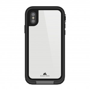 Black Rock 360° Hero Case FOR IPHONE XS - BLACK