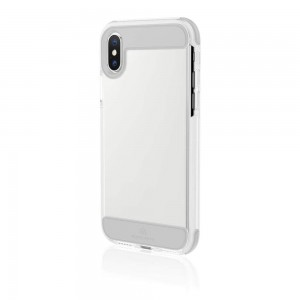Black Rock Air Robust Ultra Case for iPhone XS - Light Grey