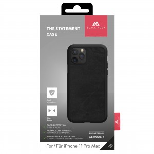 Black Rock Statement Case for iPhone 11 Pro Max