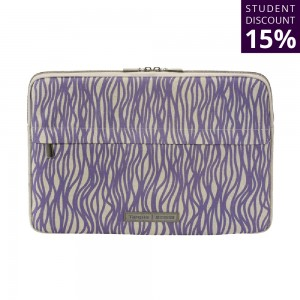 "[EDUCATION] Targus 13"" Arts Edition Sleeve (Squiggle Purple)"