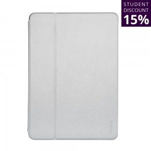 [EDUCATION] Targus Click-In Case for iPad 10.2 inch (7th & 8th gen.), iPad Air 10.5-inch, and iPad Pro 10.5-inch - Silver