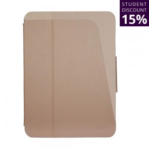 [EDUCATION] Targus Click-In™ Case for 11-in. iPad Pro® with Pencil Holder (Rose Gold)