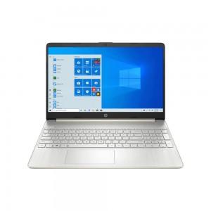 "HP 15.6"" HD 15s-eq0068au Notebook - Pale Gold (Ryzen 5-3500U , 4GB, 512GB, AMD Vega 8, W10) FREE BACKPACK"