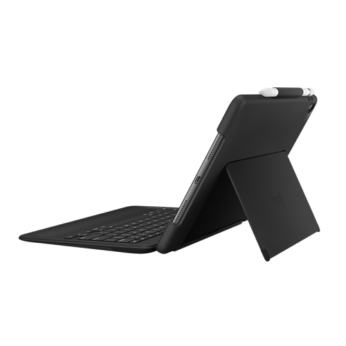 [BAR] Logitech Slim Combo for iPad Air (3rd Gen) & iPad Pro 10.5-inch (Blue)