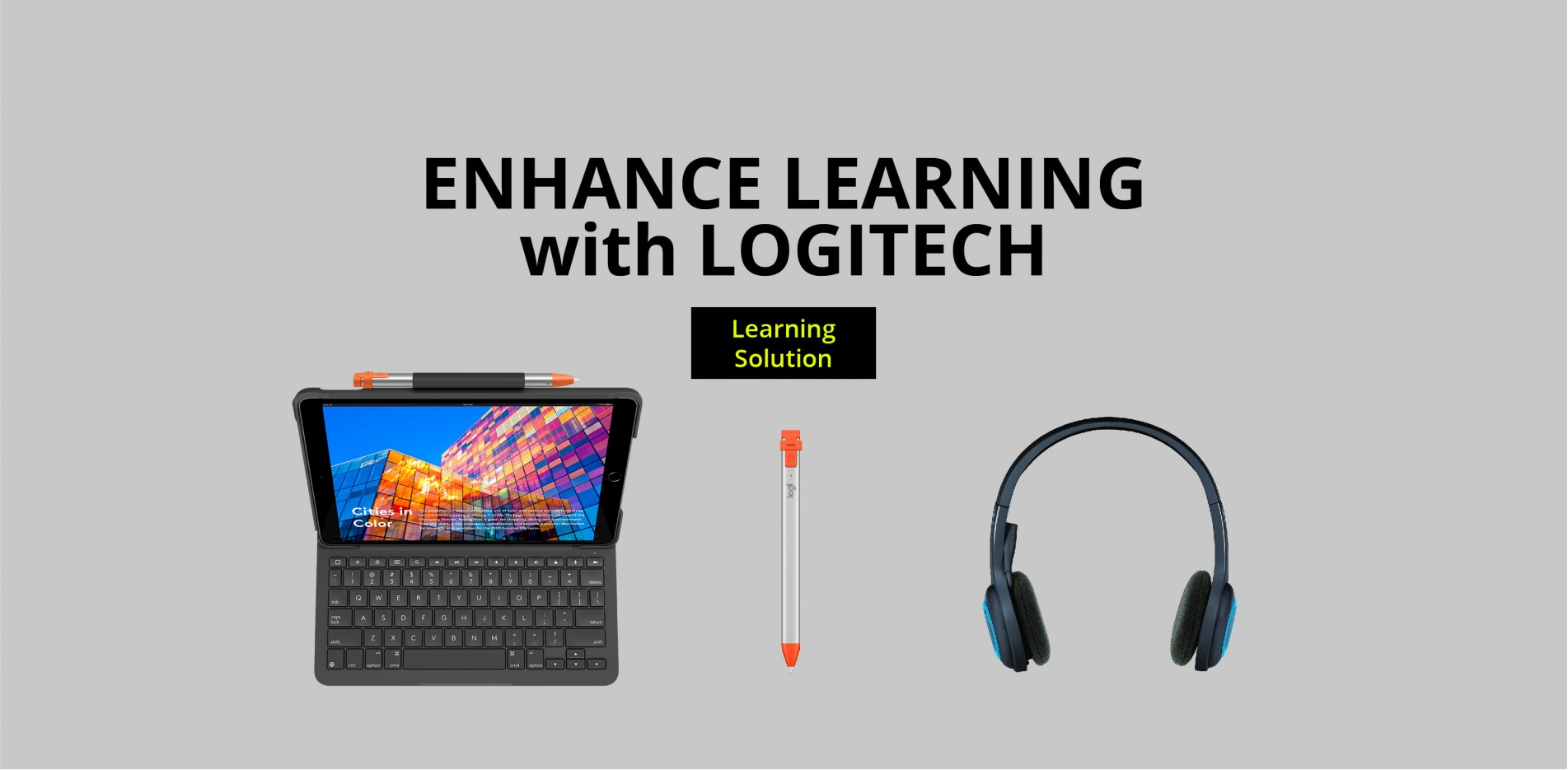 Logitech Education Program