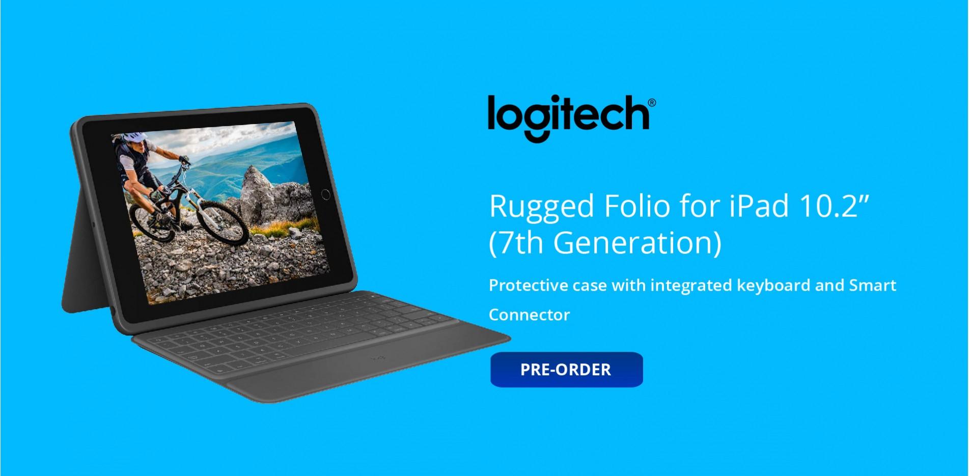 Logitech Rugged Folio