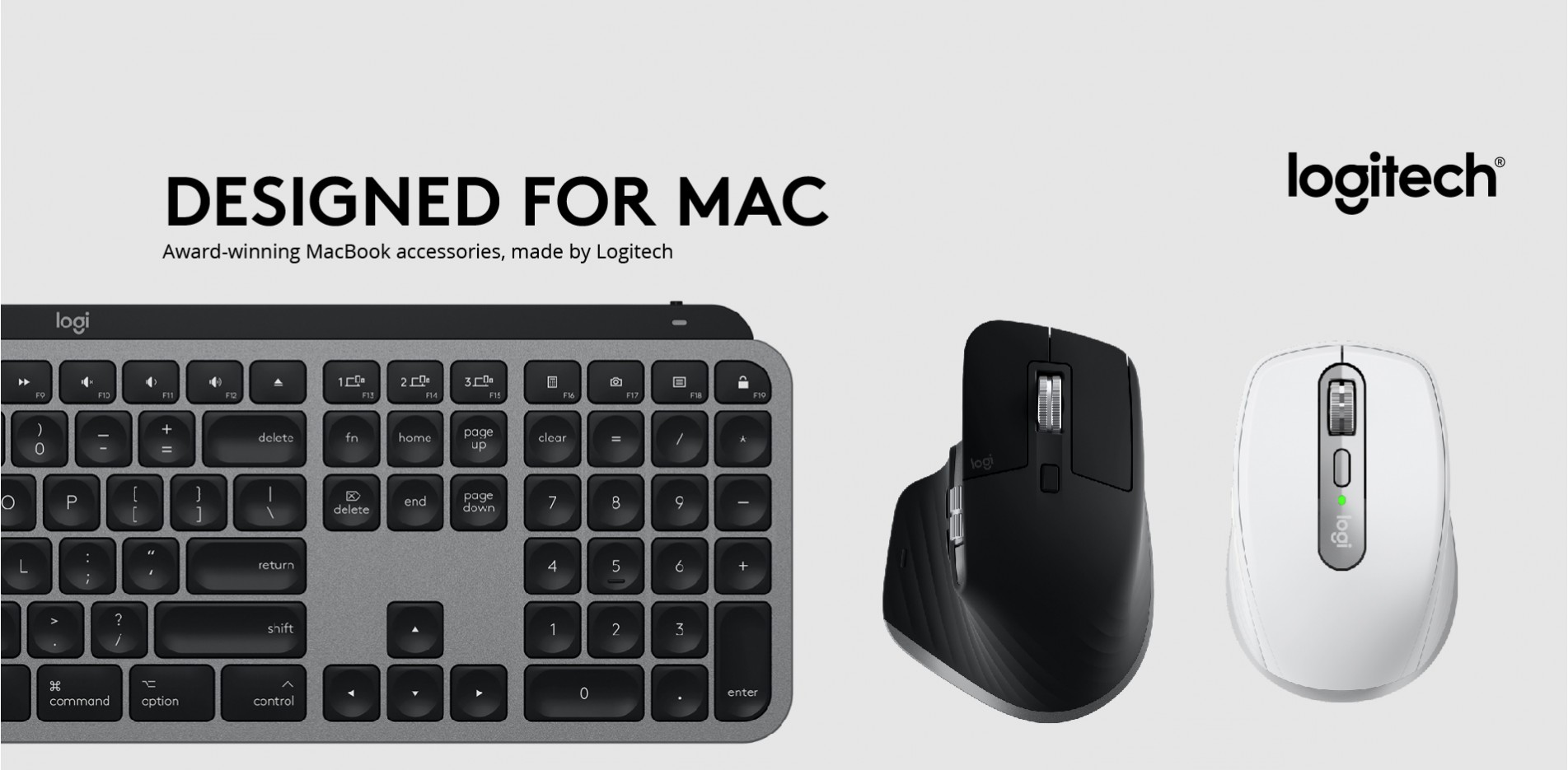 MX Series Designed for Mac