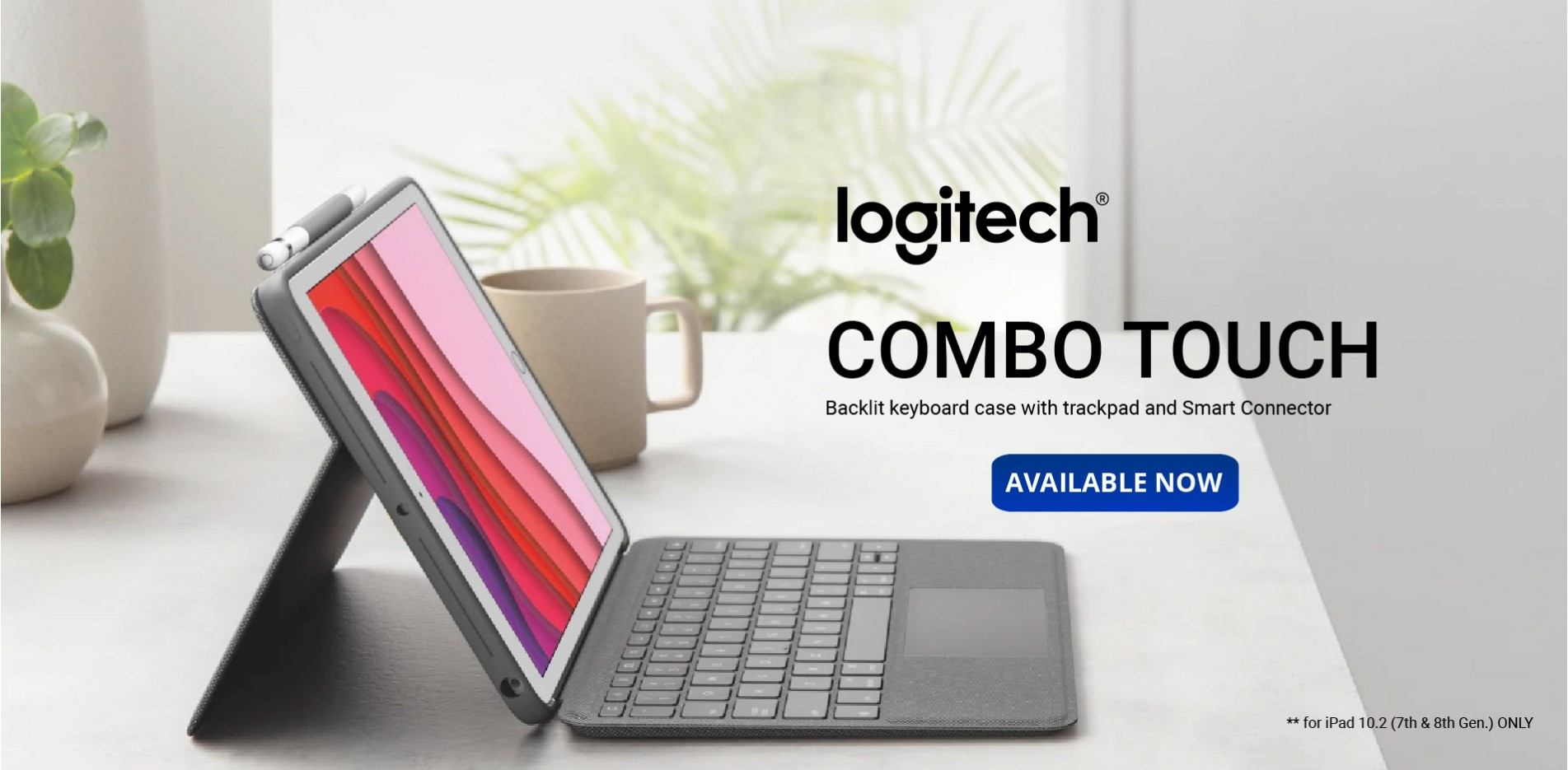 Logitech Combo Touch