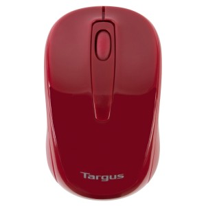 Targus W600 Wireless Optical Mouse (Red)