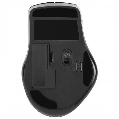 Targus W615 Wireless 6-Key BlueTrace Mouse (Black)