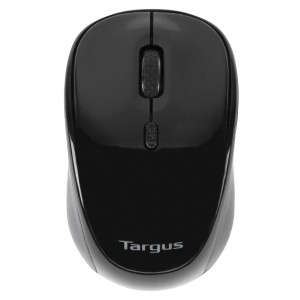 Targus W620 Wireless 4-Key Optical Mouse (Black)