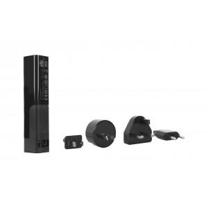 Targus USB 4-Way International Fast Charger (Black) (APA750AP-50)
