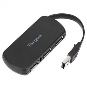 Targus USB 2.0 4-Port Hub (ACH214)