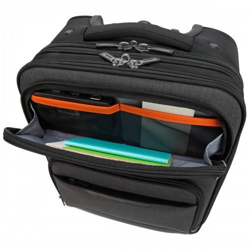 "[BAR] Targus 12-15.6"" CitySmart™ Compact Under-Seat Roller"