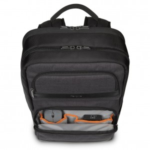"Targus 12.5-15.6"" CitySmart Multi-Fit Advanced Backpack (Black)"