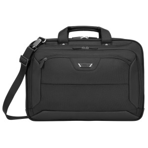 "Targus 13-14"" Corporate Traveller Topload Laptop Case - Black (CUCT02UA14EU)"