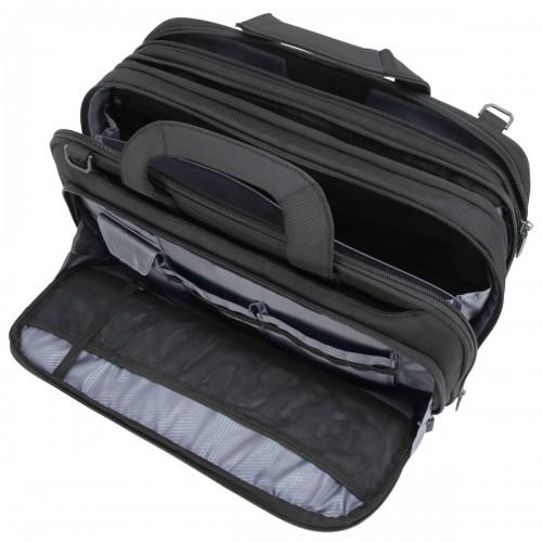 "[BAR] Targus 13-14"" Corporate Traveller Topload Laptop Case - Black (CUCT02UA14EU)"