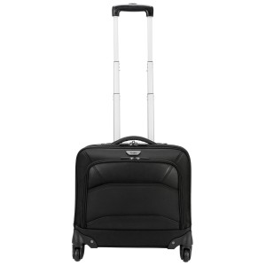 "Targus 15.6"" Mobile ViP 4-Wheeled Business & Overnight Roller (Black)"