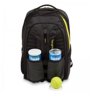 "[BAR] Targus 15.6"" Work + Play Racquets Backpack (Black)"