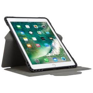 Targus Pro-Tek Case w/ Pencil Holder for iPad (6th gen. / 5th gen.), iPad Pro (9.7-inch), iPad Air 2 & iPad Air - Black