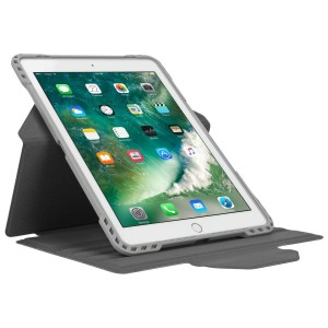 Targus Pro-Tek Case w/ Pencil Holder for iPad (6th gen. / 5th gen.), iPad Pro (9.7-inch), iPad Air 2 & iPad Air - Silver