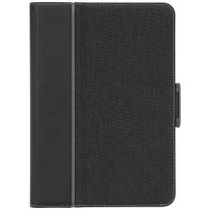 Targus Versavu Signature case for iPad (6th gen. / 5th gen.), iPad Pro (9.7-inch), iPad Air 2 & iPad Air - Black/Charcoal