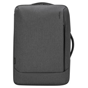 """Targus 15.6"""" Cypress Convertible Backpack with EcoSmart® (Grey)"""