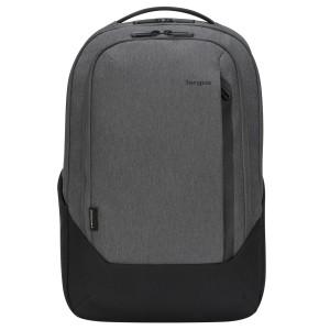 "Targus 15.6"" Cypress Hero Backpack with EcoSmart® (Light Gray)"