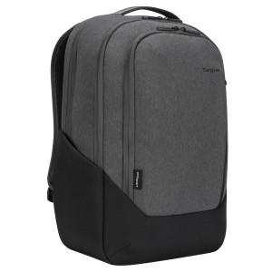 "[BAR] Targus 15.6"" Cypress Hero Backpack with EcoSmart® (Light Gray)"