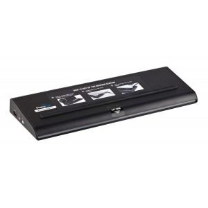 Targus SuperSpeed USB 3.0 Dual Display Port 2K Docking Station - ACP7701AUZ
