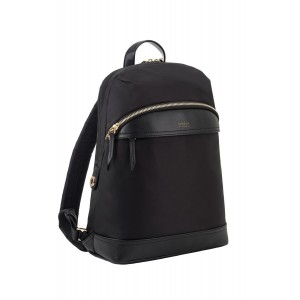 "Targus 12"" Newport Mini Backpack (Black) (fit up to 12"" Mac Book or 10.5-inch iPad Pro)"