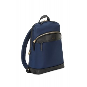 "Targus 12"" Newport Mini Backpack (Blue) (fit up to 12"" Mac Book or 10.5-inch iPad Pro)"
