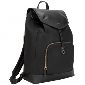 "[BAR] Targus 15"" Newport Drawstring Backpack (Black)"