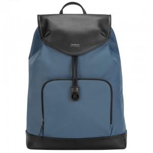 """Targus 15"""" Newport Drawstring Backpack (Slate Blue)"""