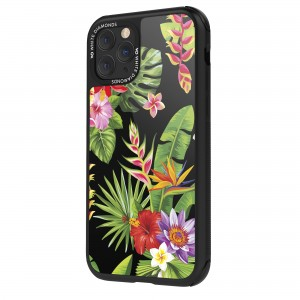 White Diamonds iPhone 11 Pro Case - Jungle Case (Flower Mix) (1400JUN22)