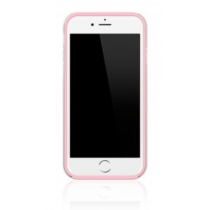 White Diamonds Essential Clear Case for iPhone 6/6s/7 (Rose Quartz)