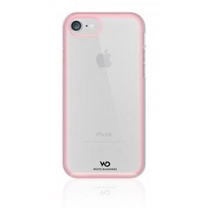 White Diamonds Essential Clear Case for iPhone 6/6s/7 (Rose Quartz)