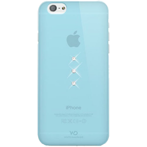 White Diamonds Trinity Light Blue case for iPhone 6 / 6s