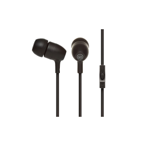Wicked Audio Drive 600cc Wired Earbud w/mic (Black)