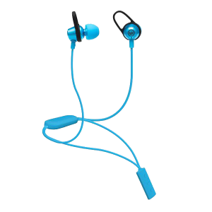 Wicked Audio Bandido Bluetooth Wireless Earbud - Blue