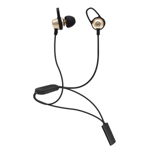 Wicked Audio Bandido Bluetooth Wireless Earbud - Gold