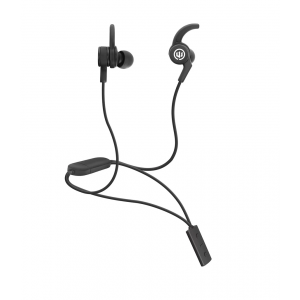Wicked Audio Shred 2 Wireless Bluetooth Sport Earbud - Black Iron