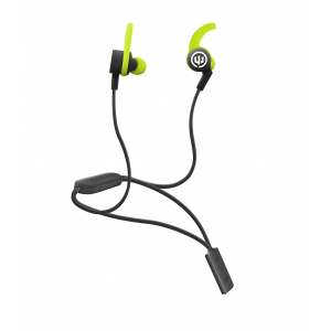 Wicked Audio Shred 2 Wireless Bluetooth Sport Earbud - Lime Freak